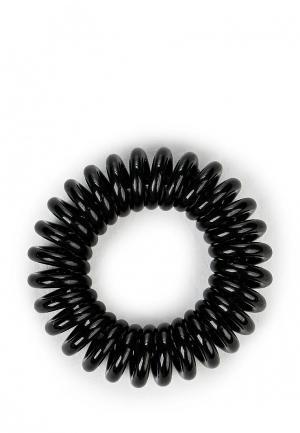 Комплект резинок 3 шт. invisibobble. Цвет: черный