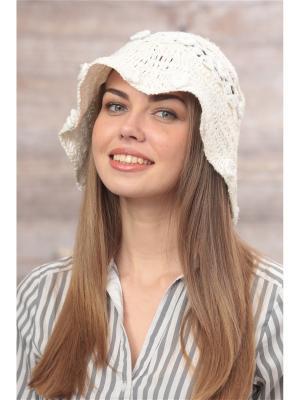 Шляпа FOMAS. Цвет: белый