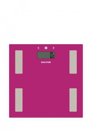 Диагностические электронные весы Salter. Цвет: фуксия