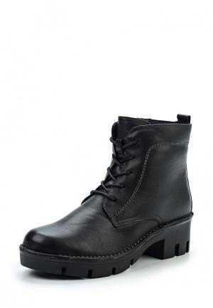 Ботинки La Grandezza. Цвет: черный