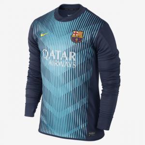 Вратарский лонгслив  FC Barcelona Nike