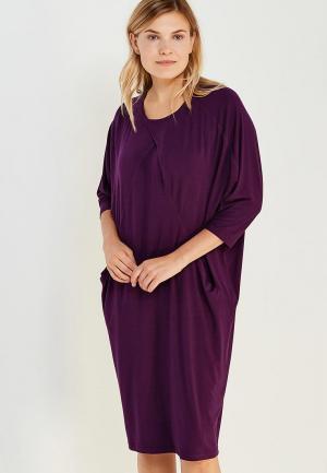 Платье Svesta. Цвет: фиолетовый