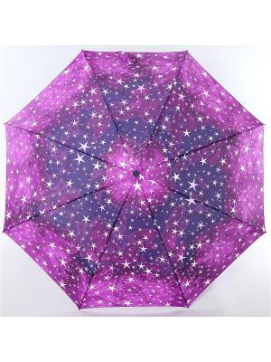 Зонт Airton. Цвет: темно-фиолетовый, фиолетовый