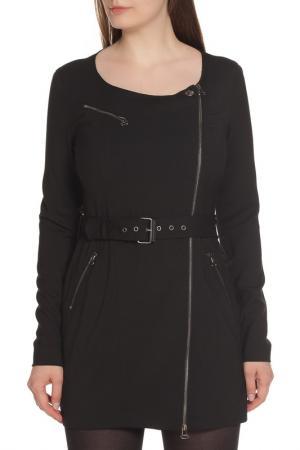 Платье Balmain. Цвет: черный