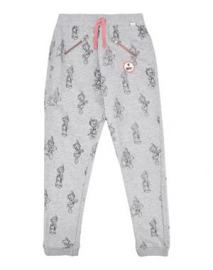 Повседневные брюки COURAGE & KIND. Цвет: серый
