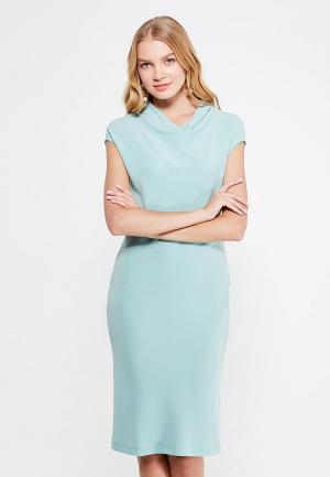 Платье Levall. Цвет: голубой
