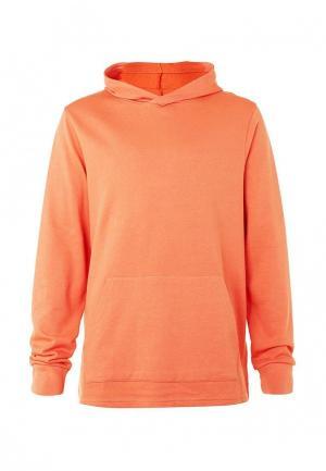 Худи Topman. Цвет: оранжевый