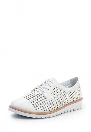 Ботинки Ramarim. Цвет: белый