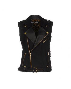 Джинсовая верхняя одежда BYDANIE. Цвет: черный