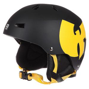 Шлем для велосипеда  Bike EPS Macon Wutang Matte Black Bern. Цвет: черный