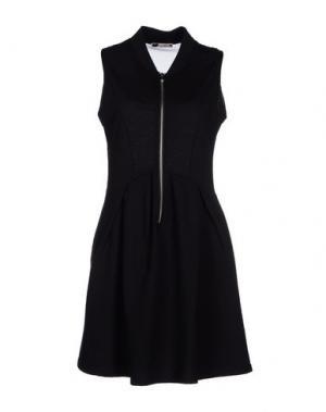 Короткое платье BAGUETTE...... Цвет: черный
