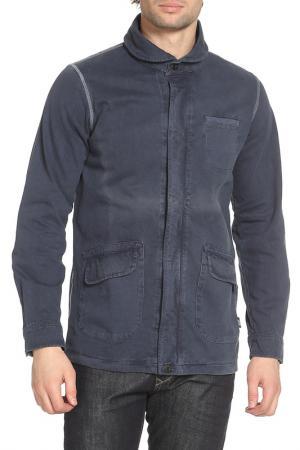 Куртка 55DSL. Цвет: синий
