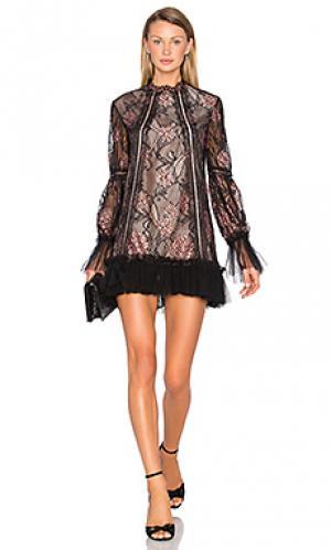 Платье ema Alexis. Цвет: черный