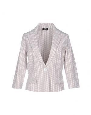 Пиджак ANNECLAIRE. Цвет: светло-коричневый
