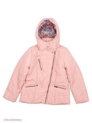 Куртка ACOOLA. Цвет: бледно-розовый