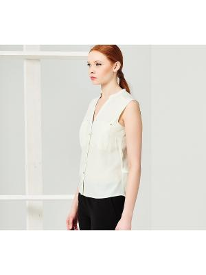 Блузка Reserved. Цвет: салатовый