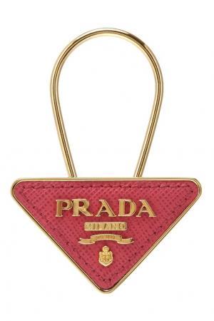Брелок Prada. Цвет: розовый