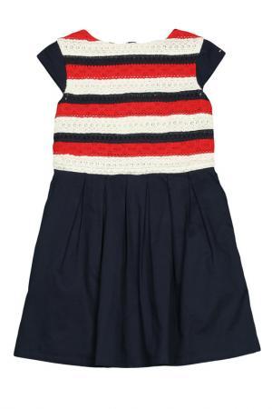 Платье Tommy Hilfiger. Цвет: 431, navy blazer