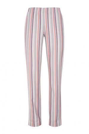 Пижамный комплект в полоску Arapkhanovi. Цвет: розовый, сиреневый
