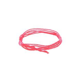 Веревка для Йо-Йо  Rope 100cm Pink Aero-Yo. Цвет: розовый