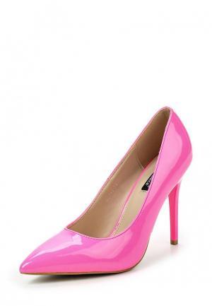Туфли Bellamica. Цвет: розовый