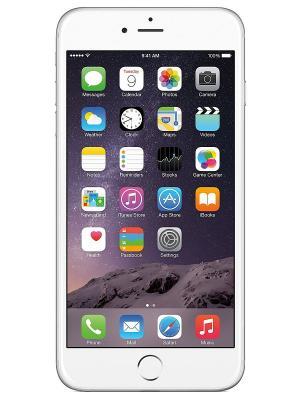 Смартфон Apple IPHONE 6 SILVER 128GB. Цвет: серебристый