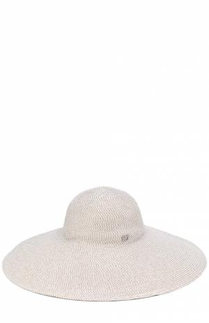 Шляпа Eric Javits. Цвет: белый