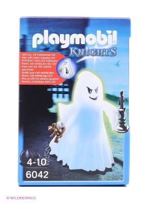 Рыцари Призрак со светодиодной подсветкой Playmobil. Цвет: голубой