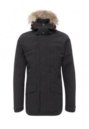 Куртка утепленная Bergans of Norway. Цвет: серый
