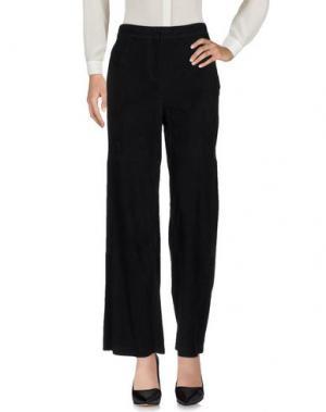 Повседневные брюки DESA COLLECTION. Цвет: черный