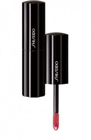 Помада-блеск Lacquer Rouge RD321 Shiseido. Цвет: бесцветный