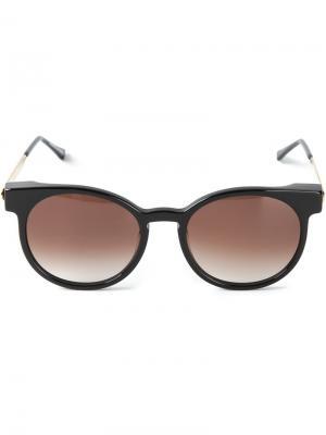 Солнцезащитные очки Painty 29 Thierry Lasry. Цвет: чёрный