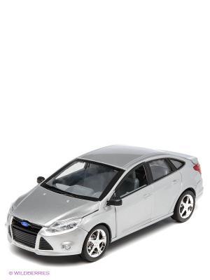 Машинка Форд Фокус AUTODRIVE. Цвет: серый