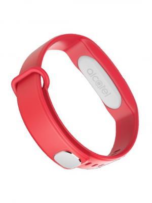 Фитнес-браслет MB10 Alcatel. Цвет: красный, белый