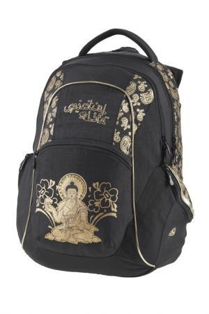 Детский рюкзак Walker. Цвет: черный