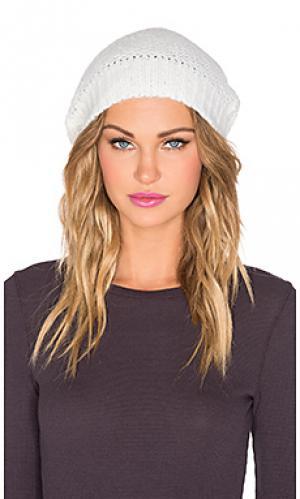 Мешковатая шапочка aila SUSS. Цвет: белый