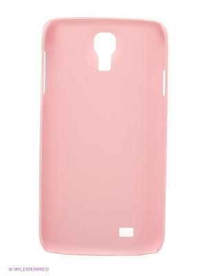 Чехол для Samsung Galaxy S4 Rainbow (розовый) Kawaii Factory. Цвет: бледно-розовый