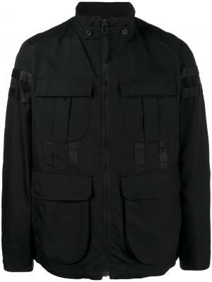 Куртка Cordura White Mountaineering. Цвет: чёрный