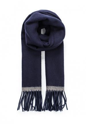 Шарф Burton Menswear London. Цвет: синий