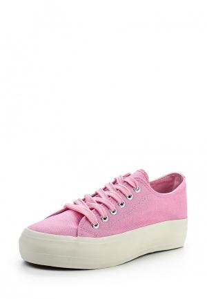 Кеды Foxy Up. Цвет: розовый