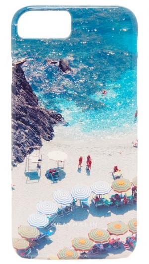 Чехол Cinque Terre для iPhone 7 Gray Malin