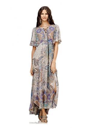 Платье B.C. BEST CONNECTIONS. Цвет: с рисунком