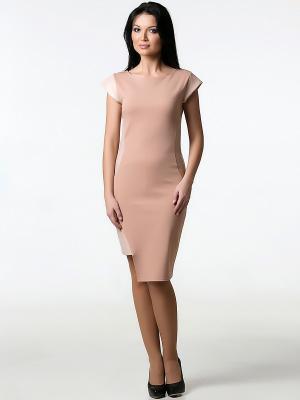 Платье Spicery. Цвет: розовый