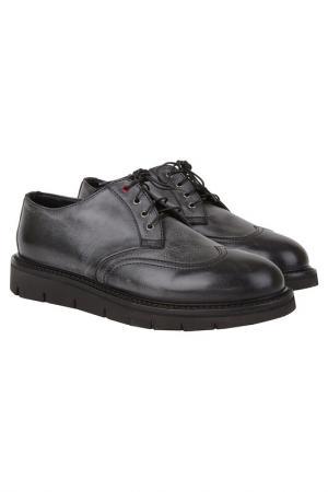Ботинки Frankie Morello. Цвет: черный