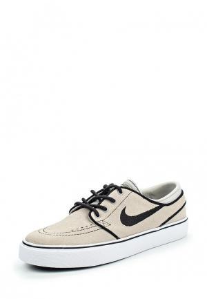 Кеды Nike. Цвет: серый