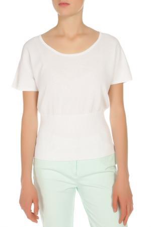 Блуза Tuzzi. Цвет: белый