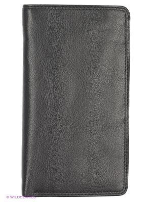 Бумажник HT12 Visconti. Цвет: черный