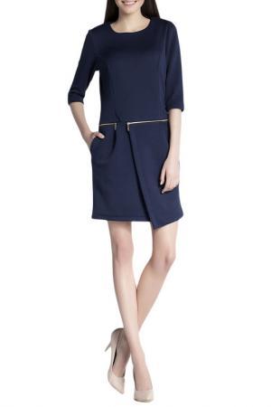 Платье Ambigante. Цвет: navy