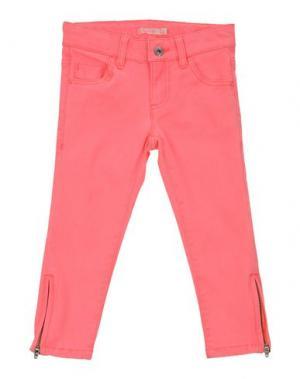 Джинсовые брюки BILLIEBLUSH. Цвет: светло-фиолетовый