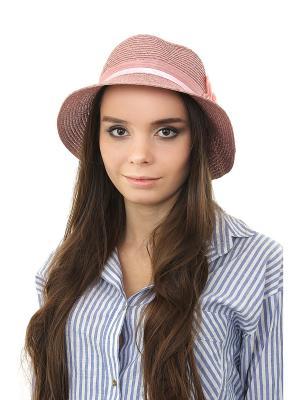 Шляпа Happy Charms Family. Цвет: розовый, бордовый